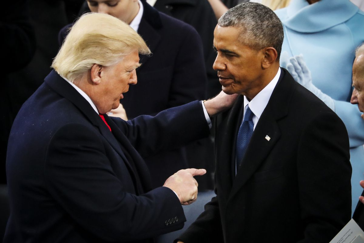 Obamaism Sought Strength In Unity Trumpism Finds Power Through