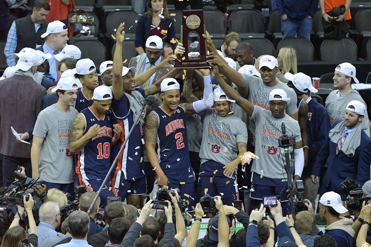 Auburn Is Making The Most Of Its First Final Four Trip