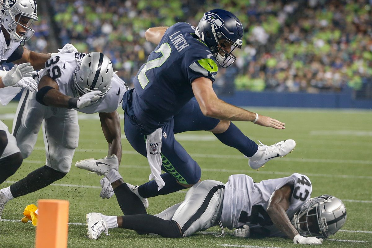 Seattle Seahawks Roster Cuts Tracker 2019 News Trades