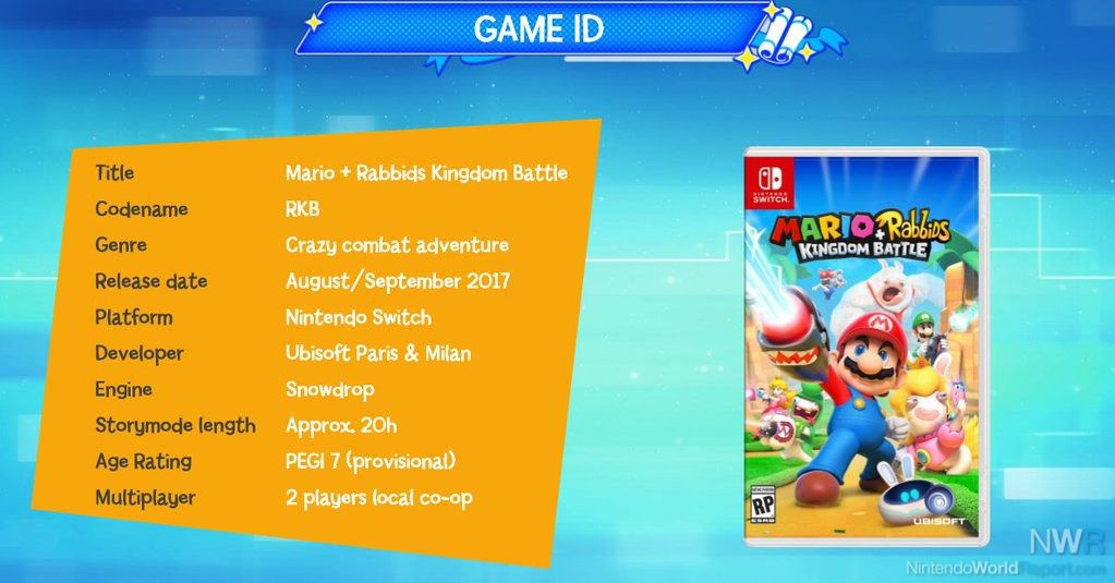 details about mario and rabbids
