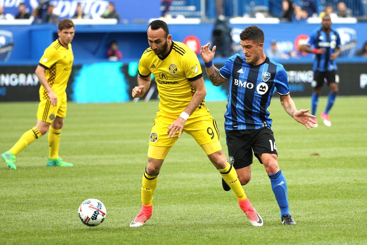 MLS: Columbus Crew SC at Montreal Impact
