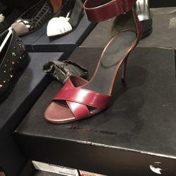 Alexander Wang heels, $110