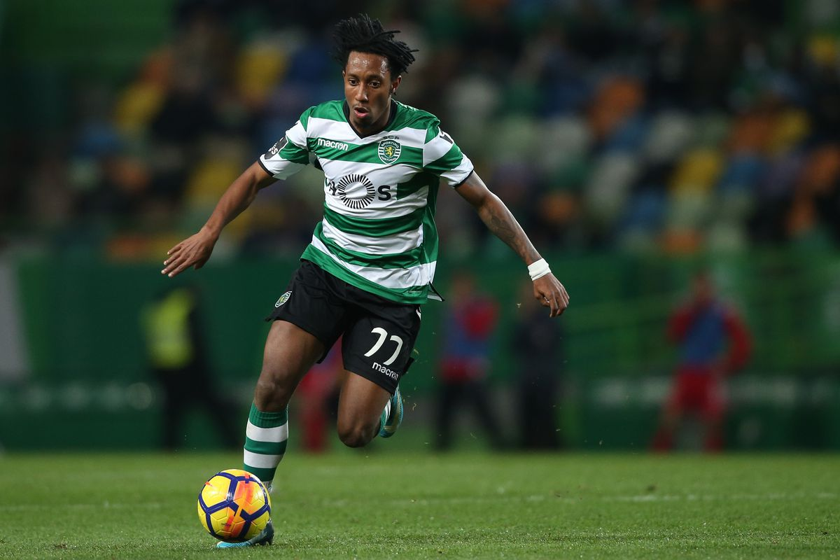 Gelson Martins, Sporting CP