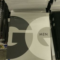 GQ book, $37.50 (was $150)