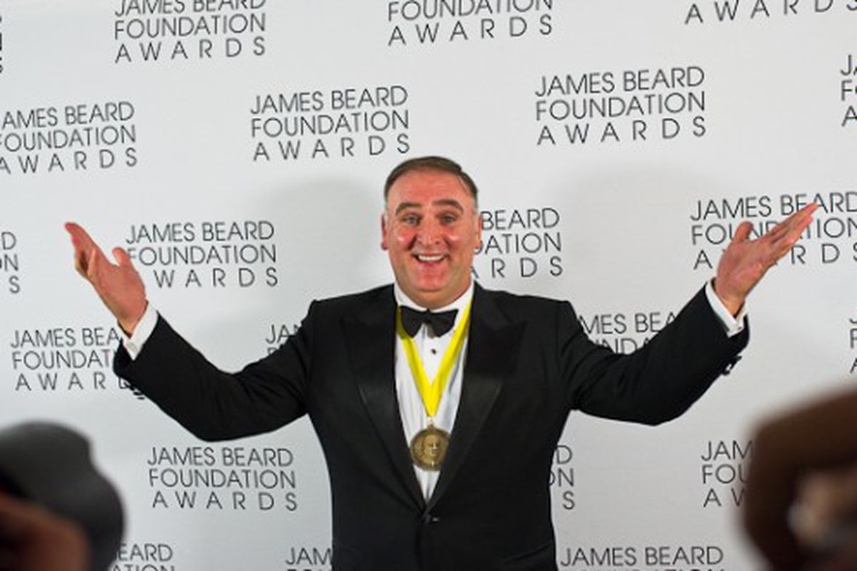 Jose Andres, Outstanding Chef