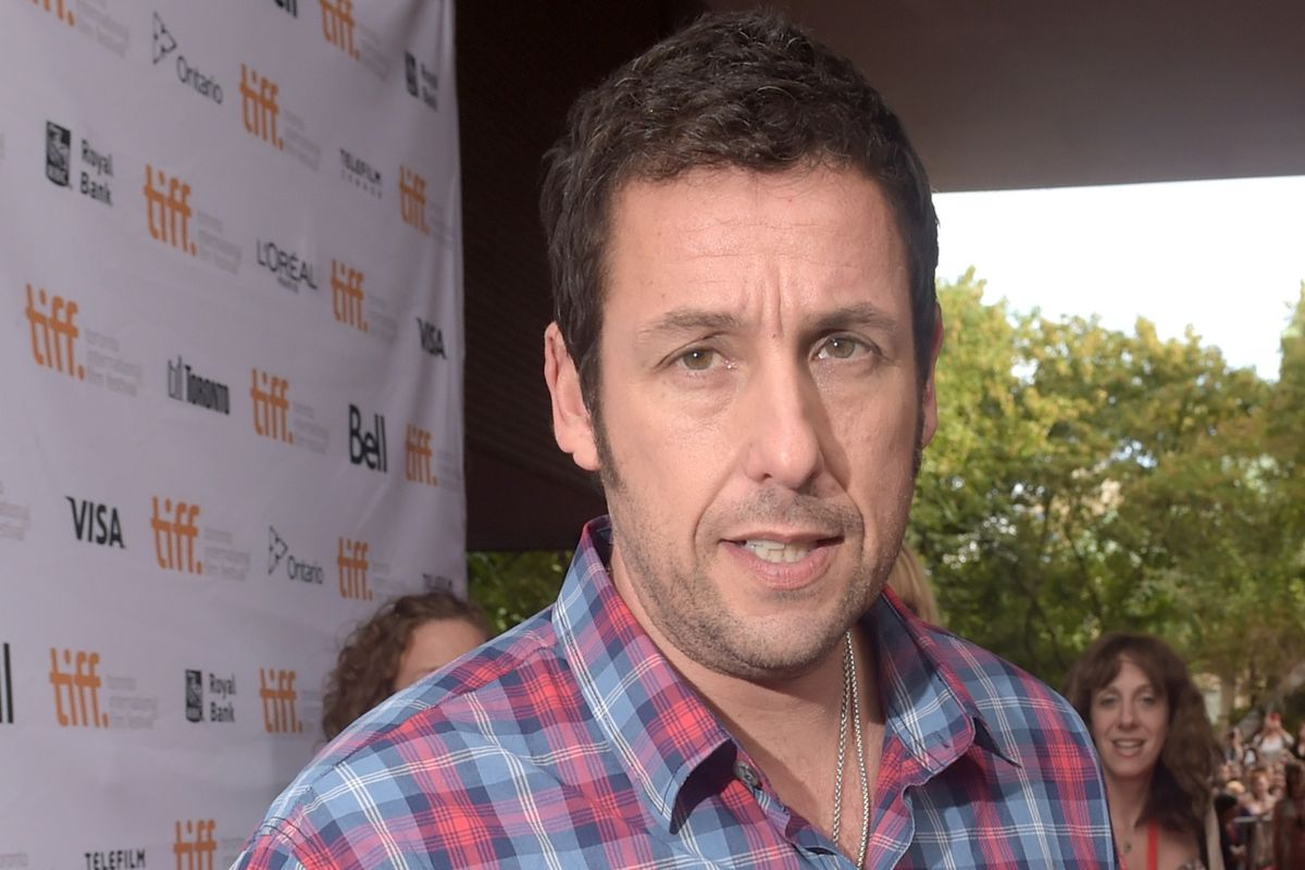 Why Adam Sandler is making four films with Netflix - The Verge