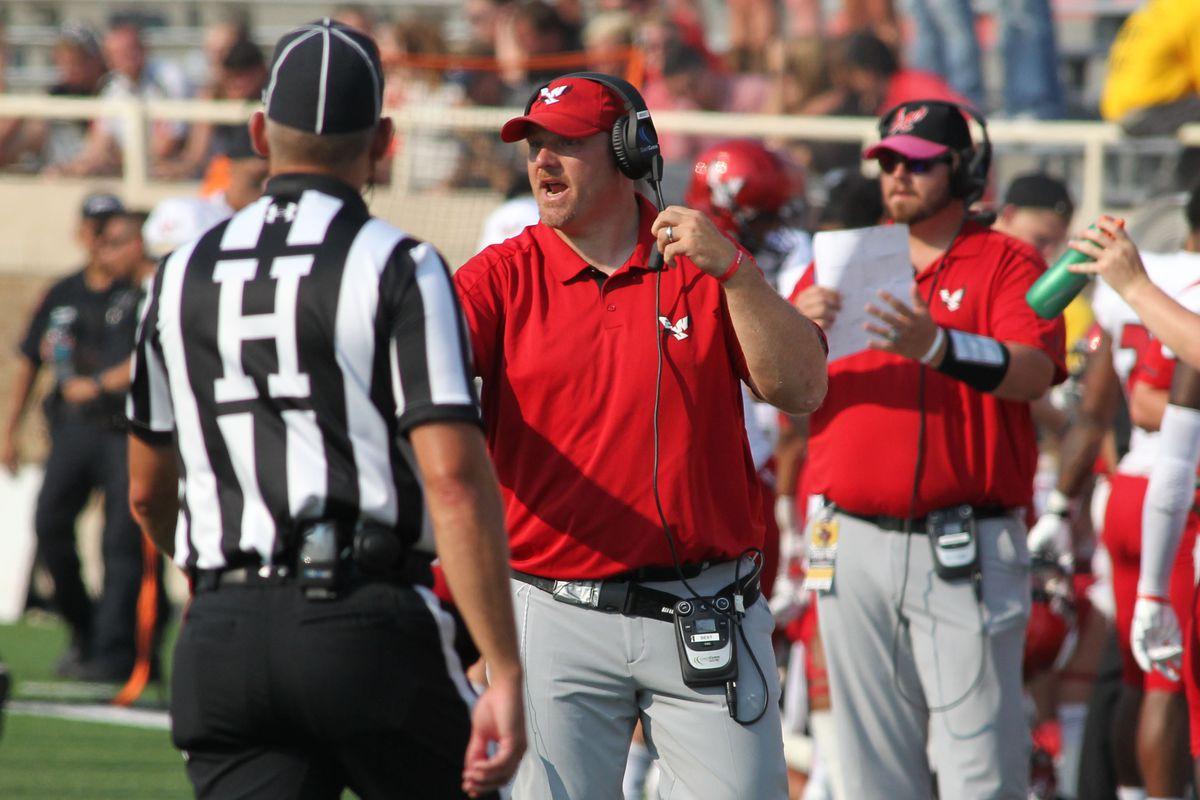 NCAA Football: Eastern Washington at Texas Tech