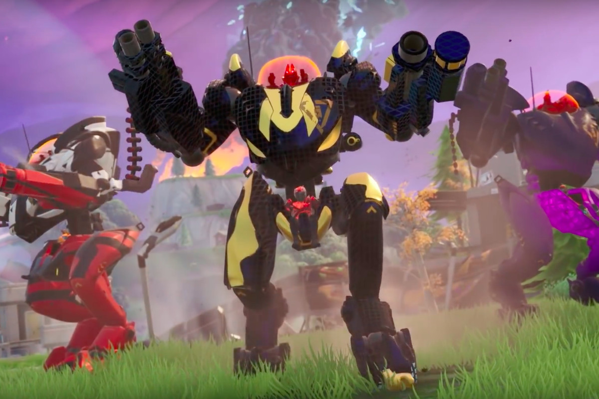 Fortnite's mechs will become easier to fight, but fans are