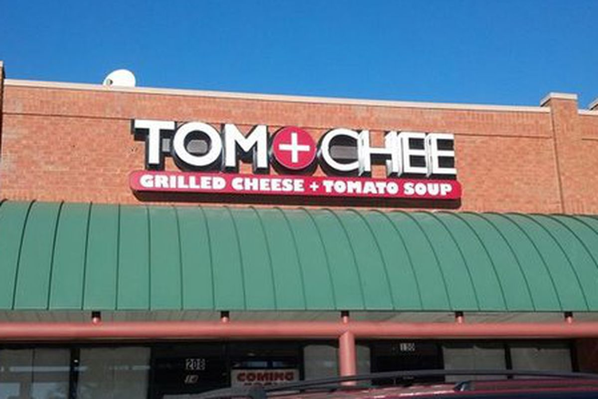 Tom + Chee in Kennesaw.