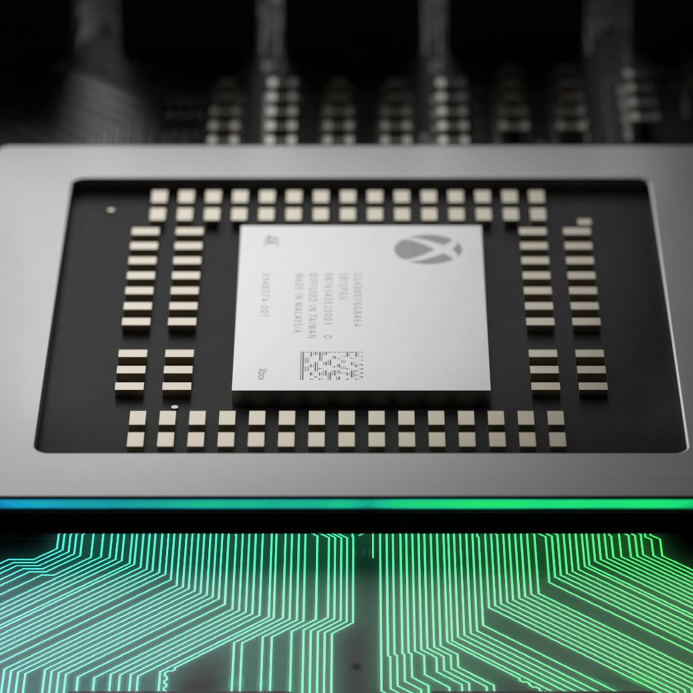 Microsoft To Reveal Xbox Project Scorpio Specs This Week The Verge Question Electronics Forum Circuits Projects And Microcontrollers