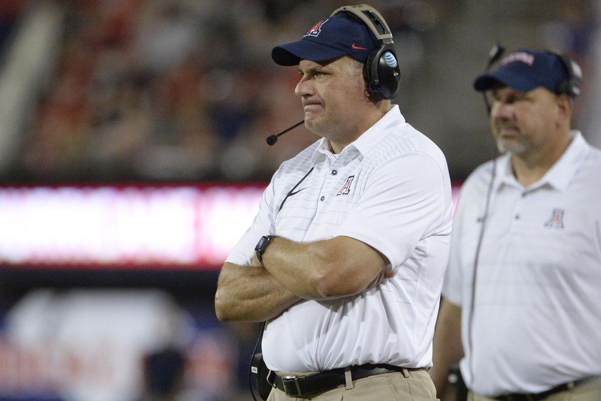 NCAA Football: Houston at Arizona
