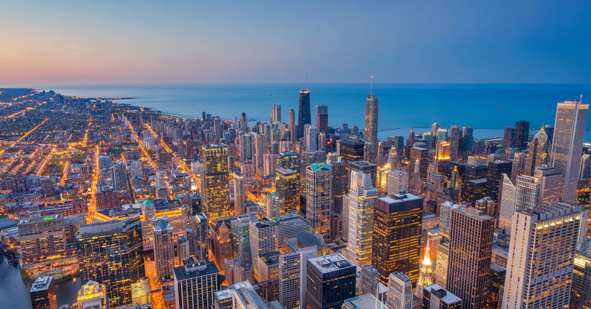 Chicago is makes progress on reducing carbon emissions from its buildings