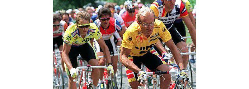 Tour de France 1989, Greg LeMond and Laurent Fignon