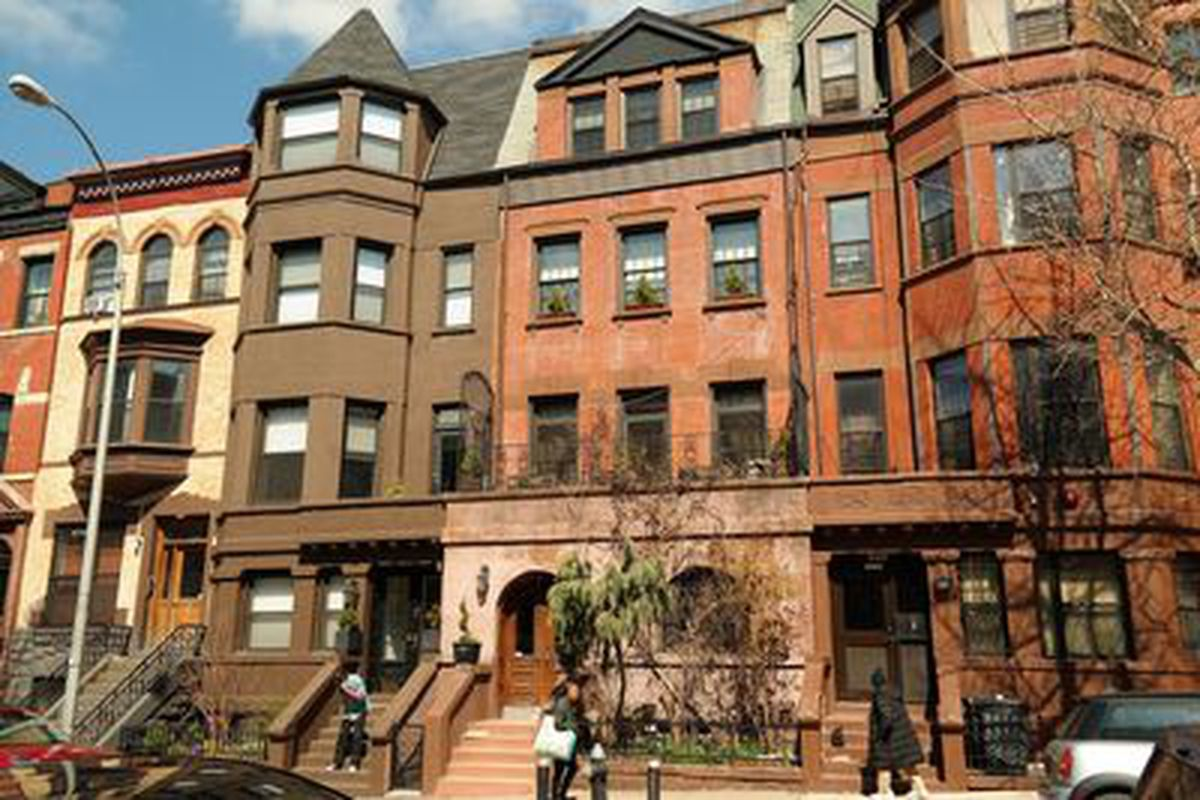 Harlem townhouse prices have increased 171 percent since ...