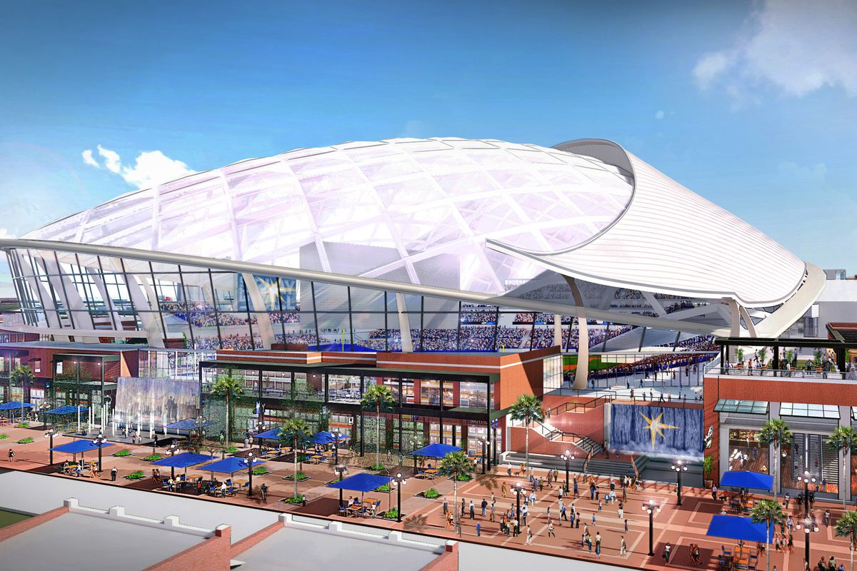 Read Rob Manfred S Letter Regarding Tampa S Rays Stadium Proposal