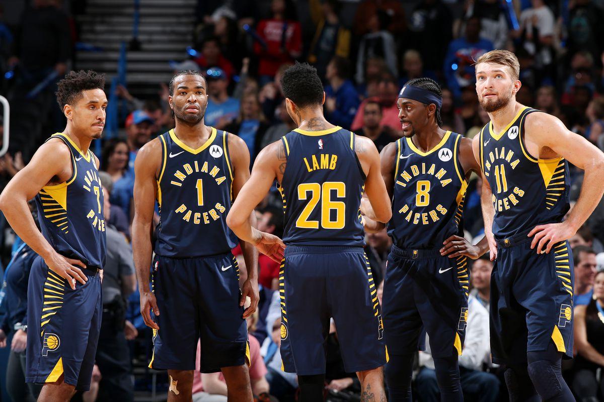 Indiana Pacers v Oklahoma City Thunder