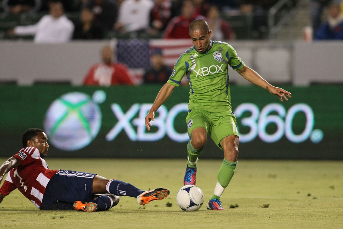 David Estrada likely won't be awarded with an MLS All Star selection, but he should get your vote.  (Photo by Victor Decolongon/Getty Images)