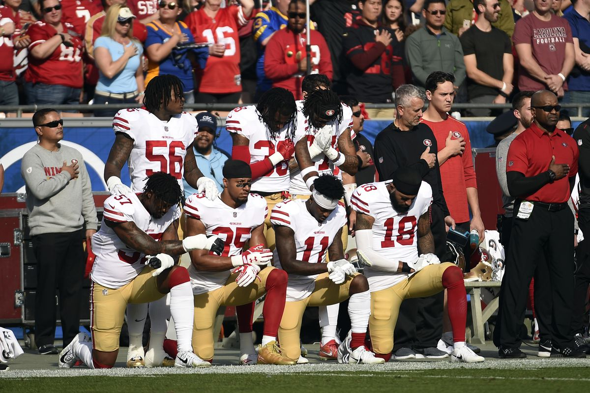 eedf5b50263 Here's what the NFL's halted anthem policy means for players and ...