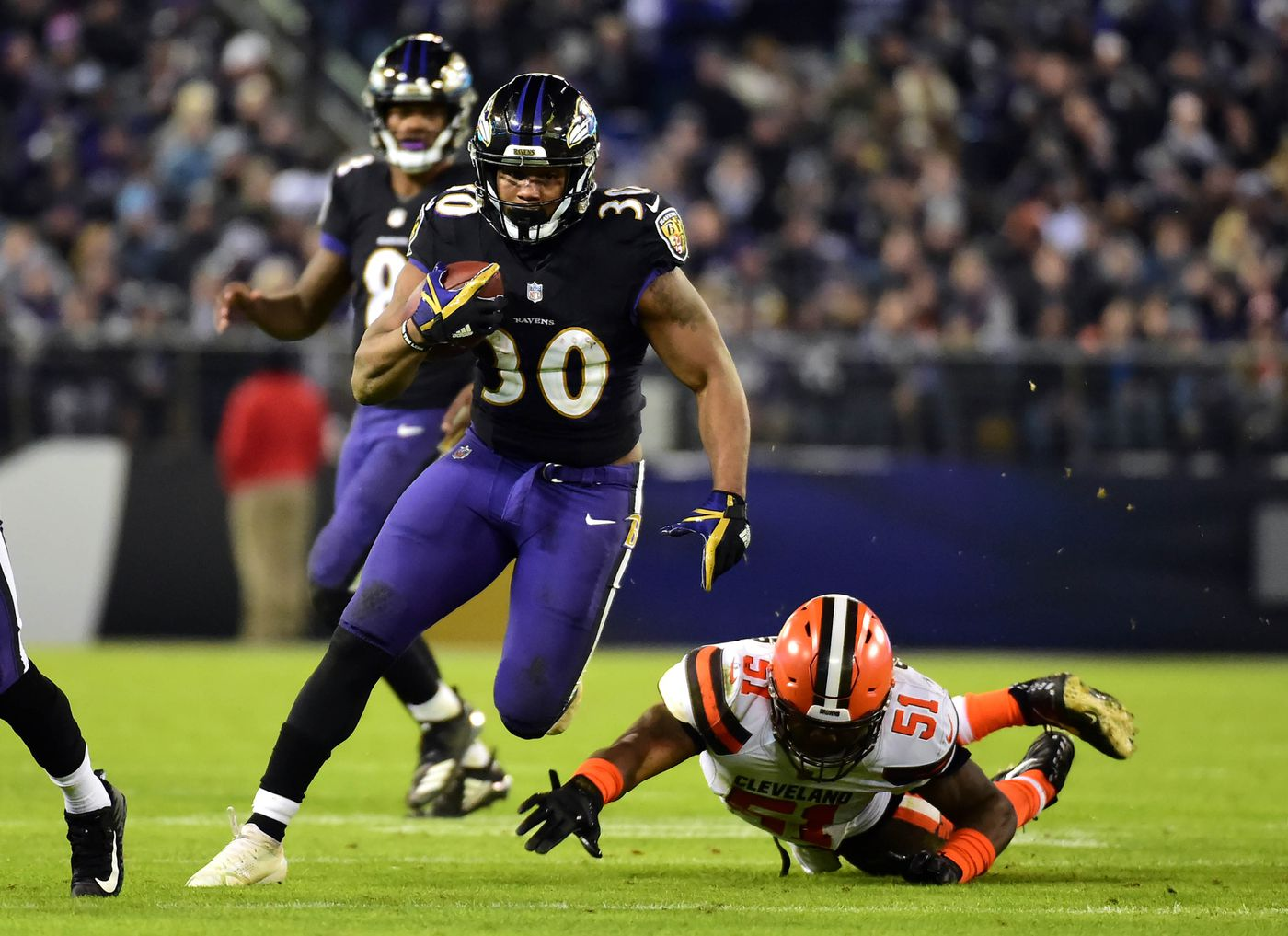 Did RB Kenneth Dixon earn a bigger role for 2019? - Baltimore Beatdown