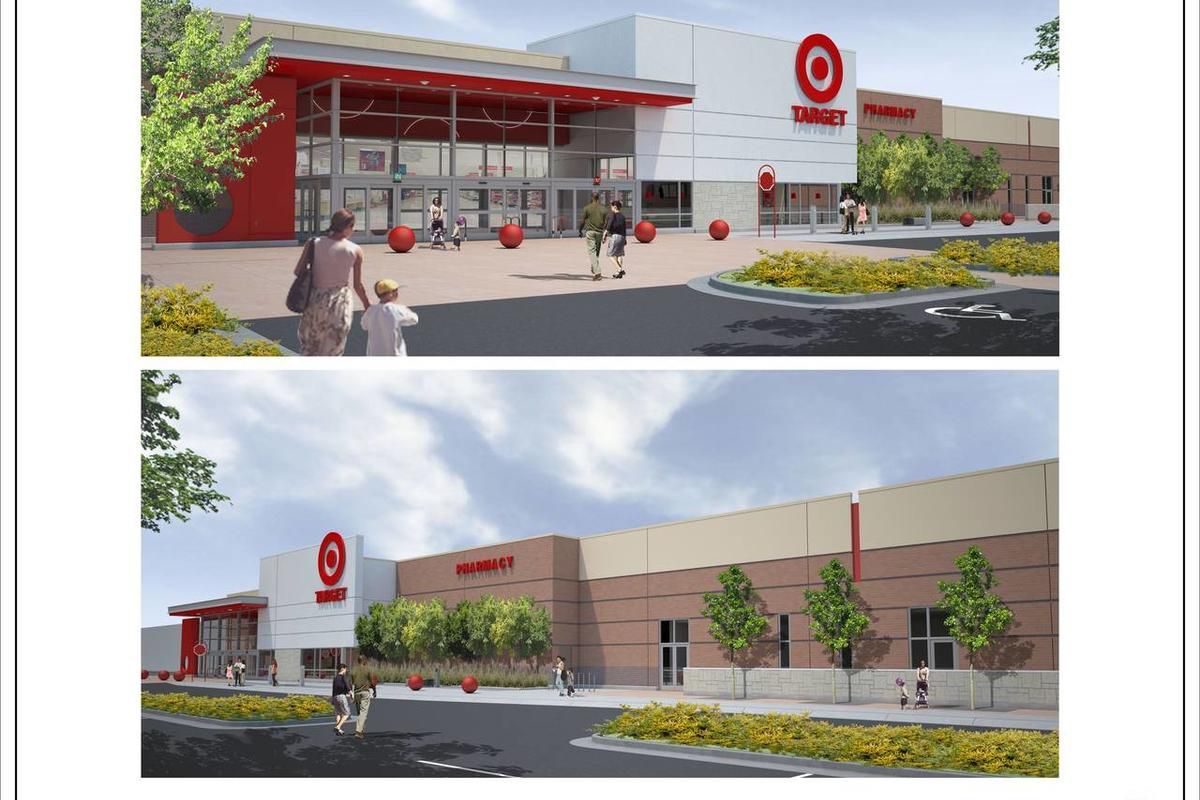 Target's new store in West Valley City will be the prototype of its new stores nationwide, replacing the old Super Target designs.