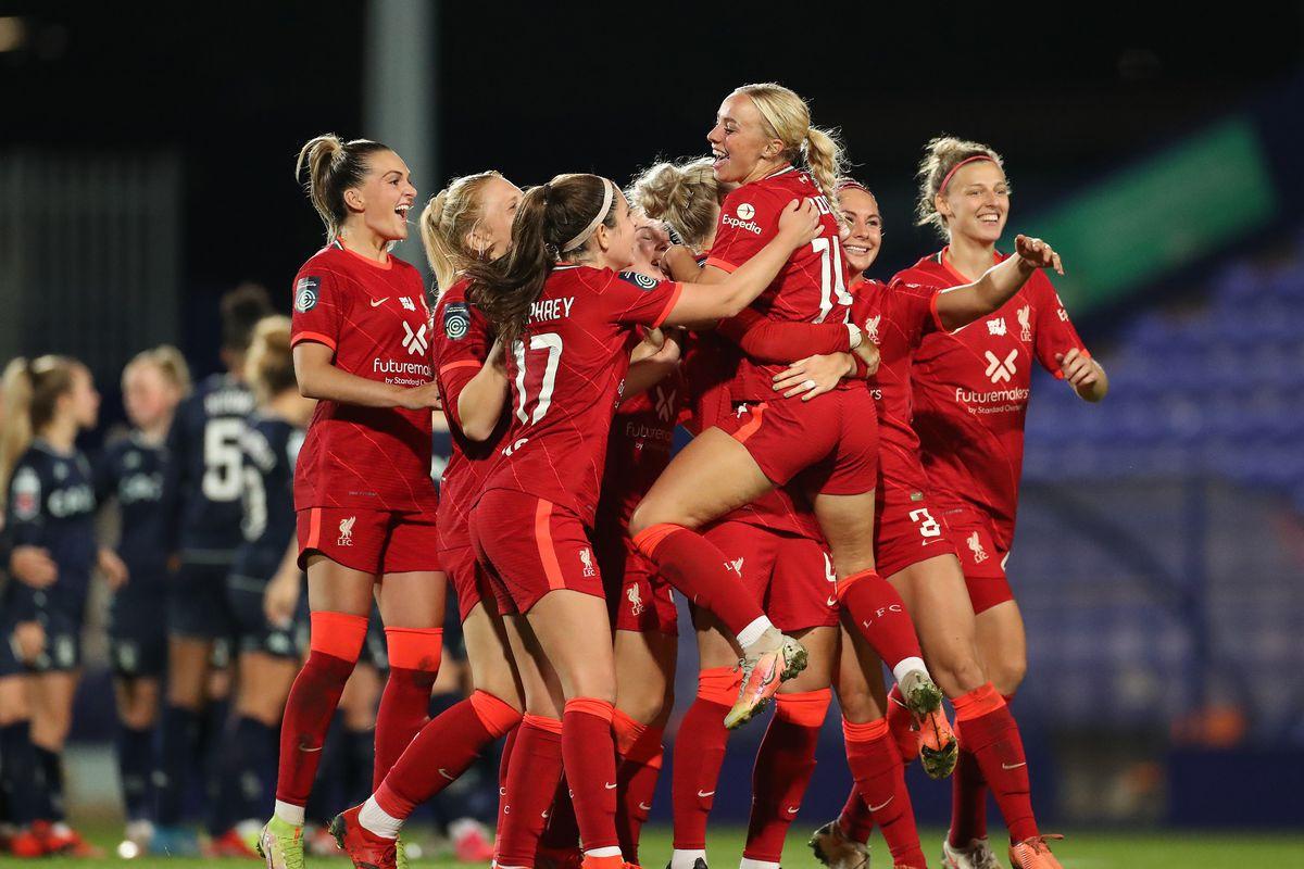 Liverpool Women v Aston Villa Women - FA Women's Continental Tyres League Cup