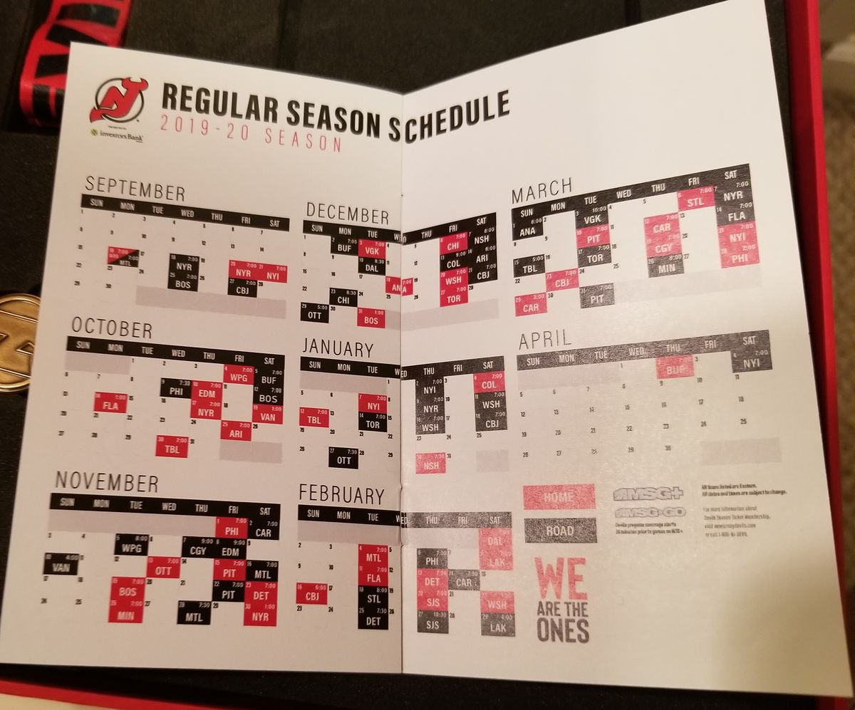 The last two pages of the Membership Guide