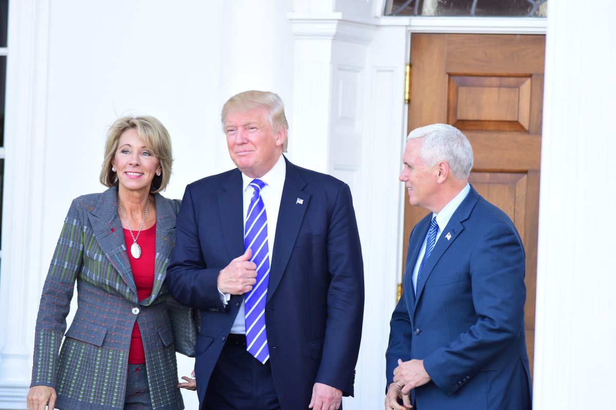 Trump's latest Cabinet picks signal he has no intention of ...