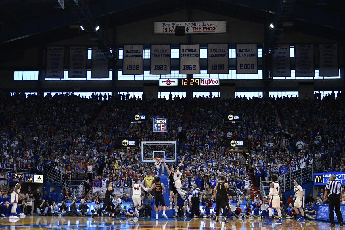Oklahoma State v Kansas