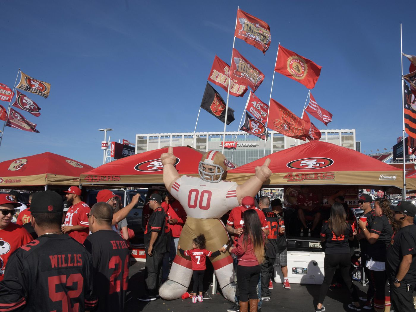"8da2f380d0 Collection of ""Why I am a fan of the 49ers"" stories - Niners Nation"
