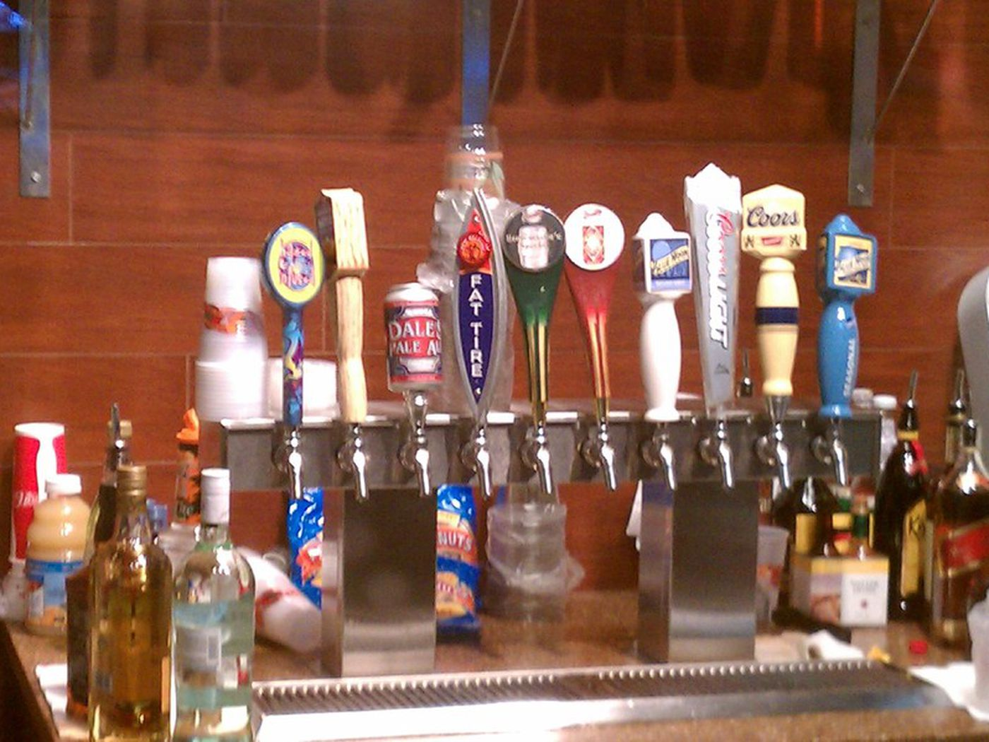 Coors Field Insider: Adult Beverages At the Ballpark