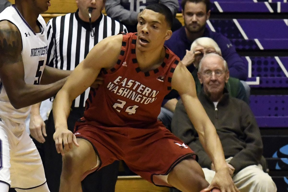 NCAA Basketball: Eastern Washington at Northwestern