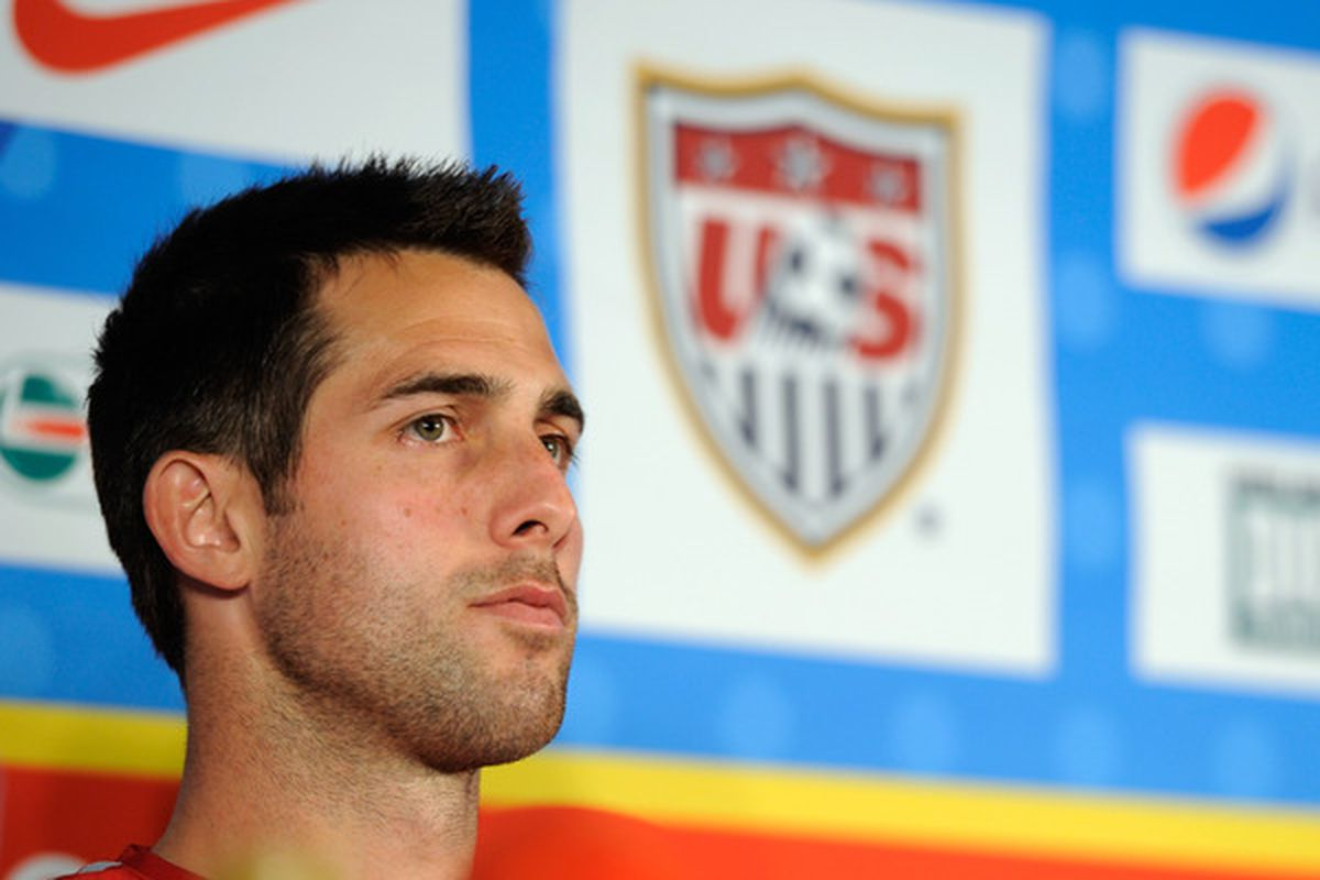 Bocanegra: One of the country's best, ever.