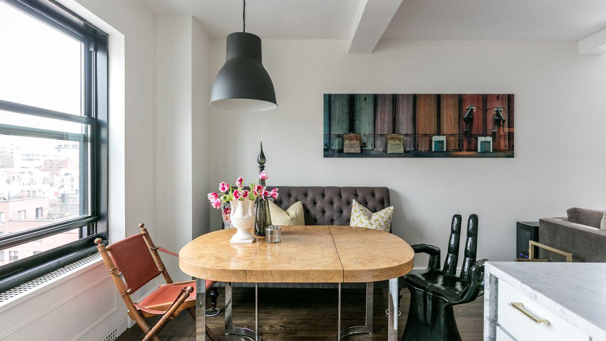 an interior designers gut renovation transforms a dated chelsea co op - Chelsea Interior Designers
