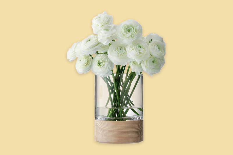 LSA International Lota Vase/Lantern & Ash Base Mother's Day 2020