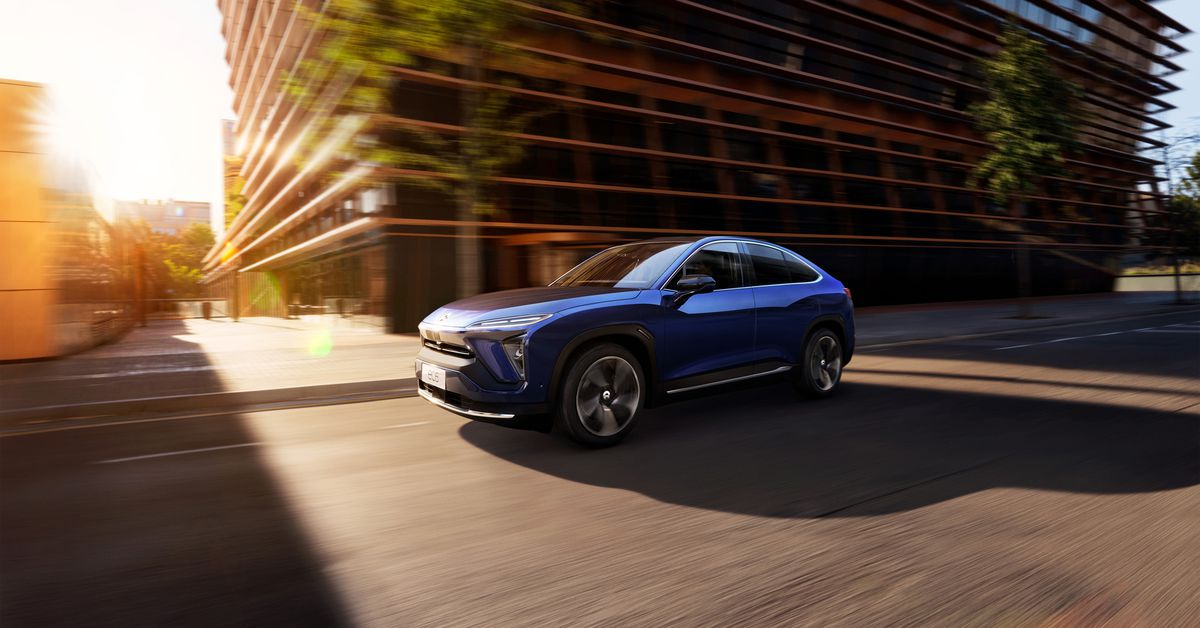 NIO's new SUV can't save the company from its current problems
