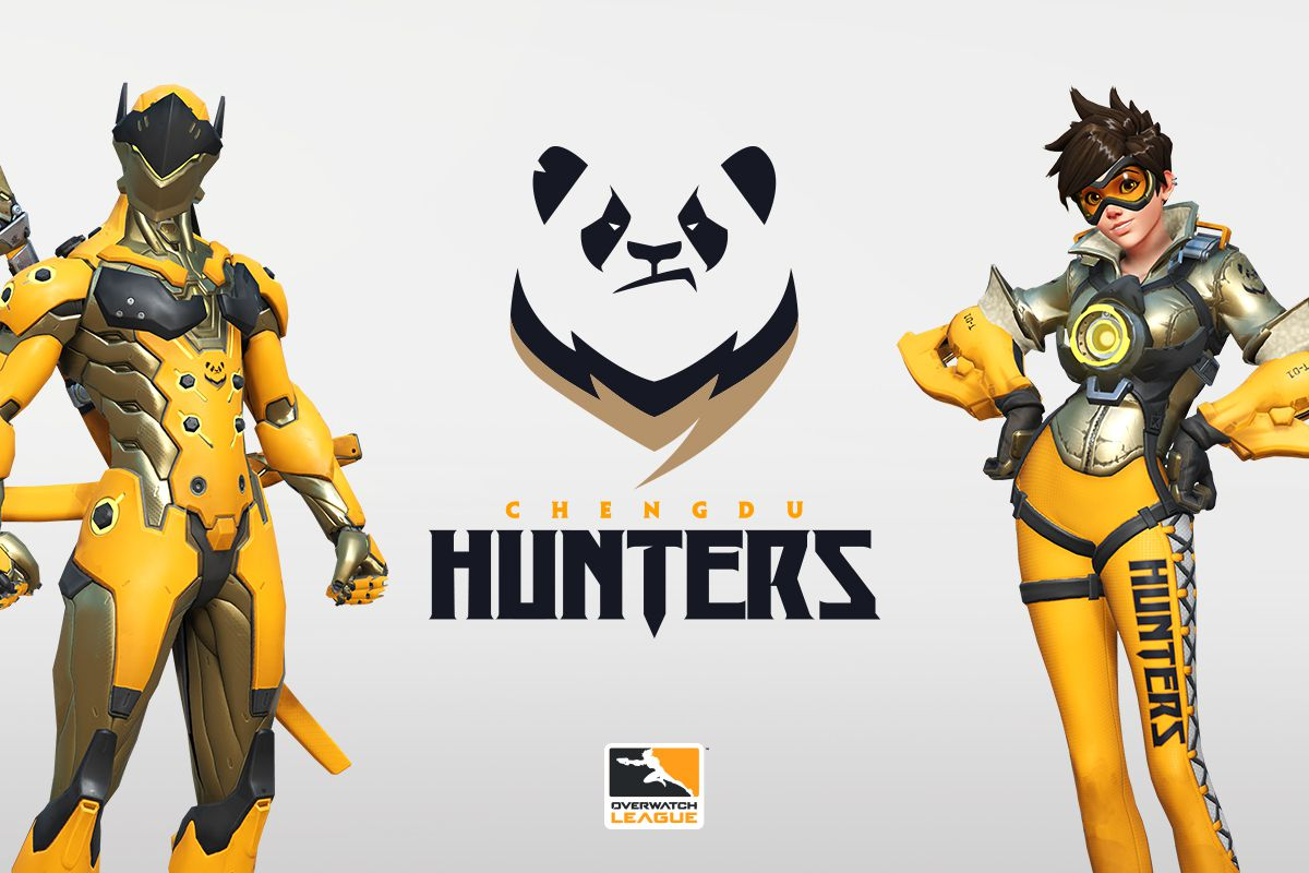 Image result for chengdu hunters