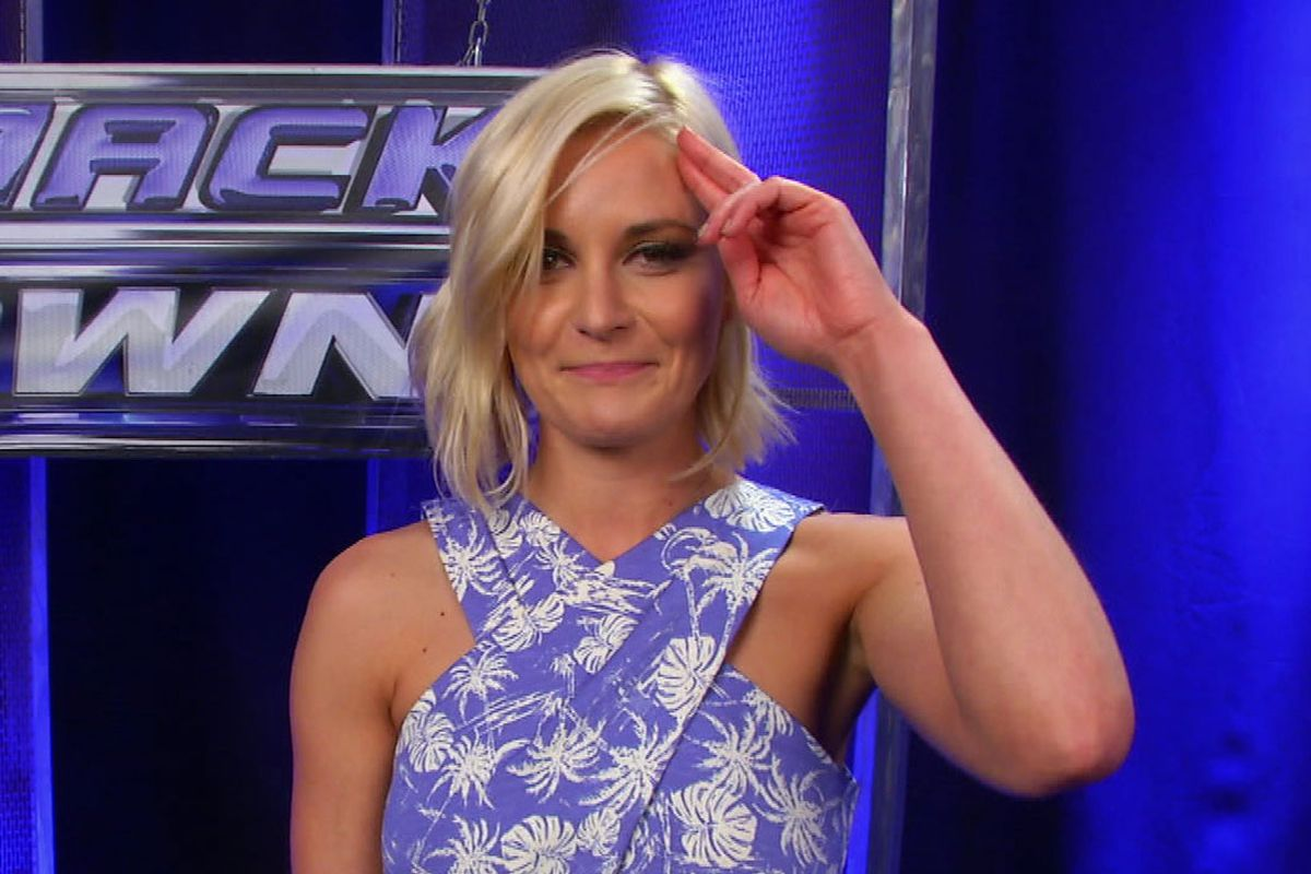from Harley naughty pics renee young wwe