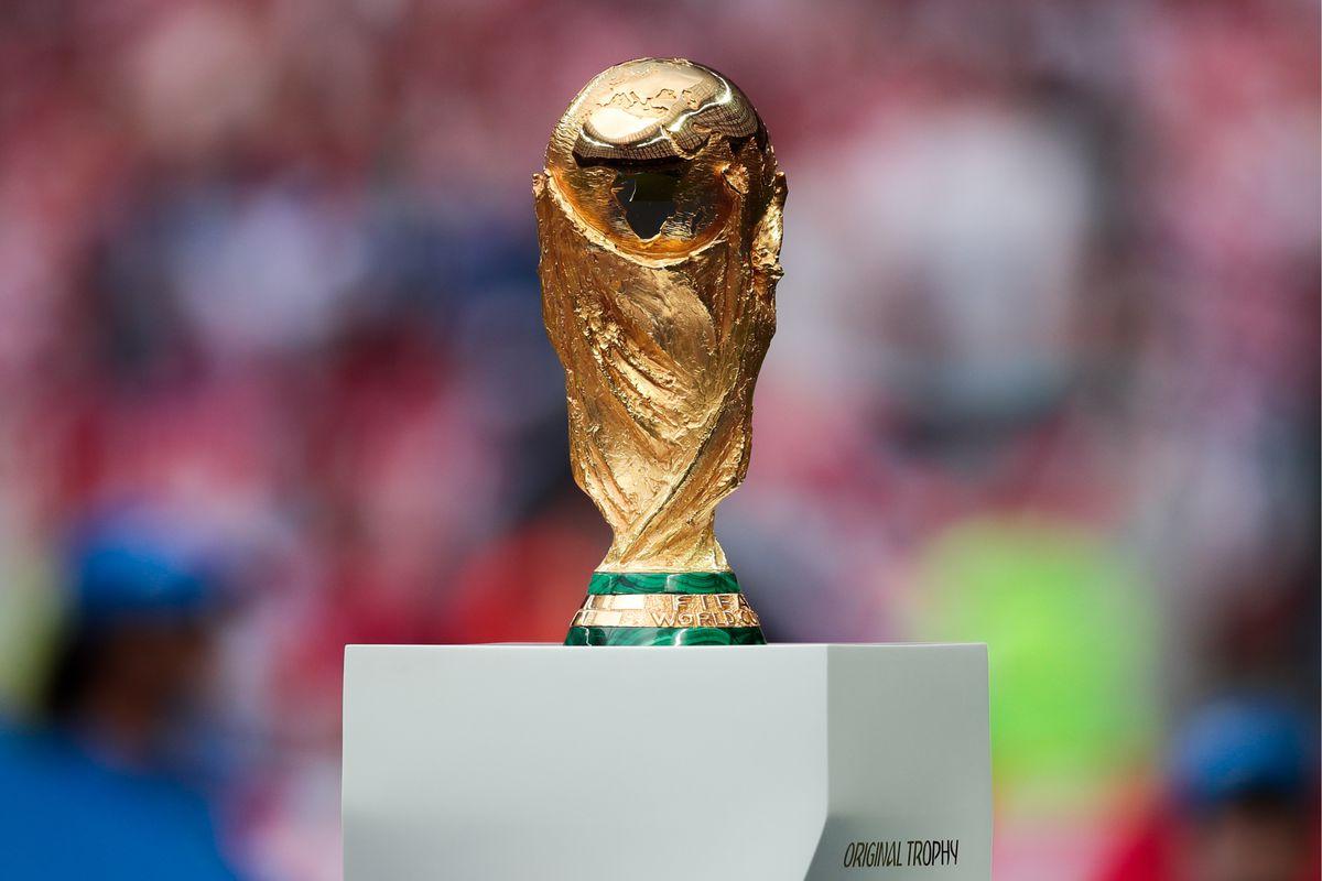 2018 FIFA World Cup final: France vs Croatia
