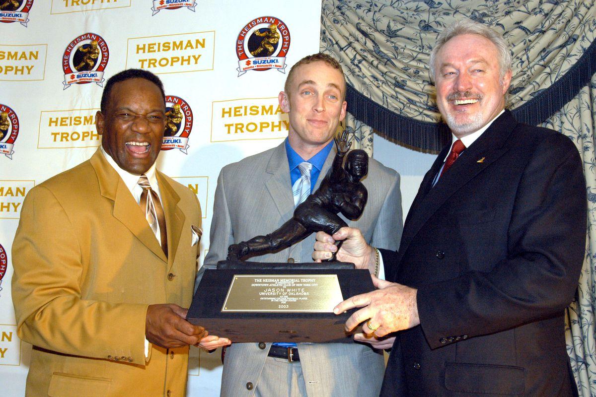 69th Annual Heisman Memorial Trophy Announcement 2003