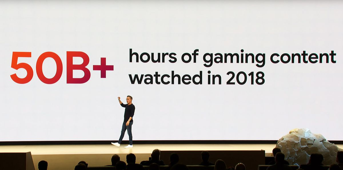 Stadia is about the future of YouTube, not gaming - The Verge