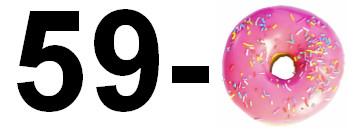 59 donut