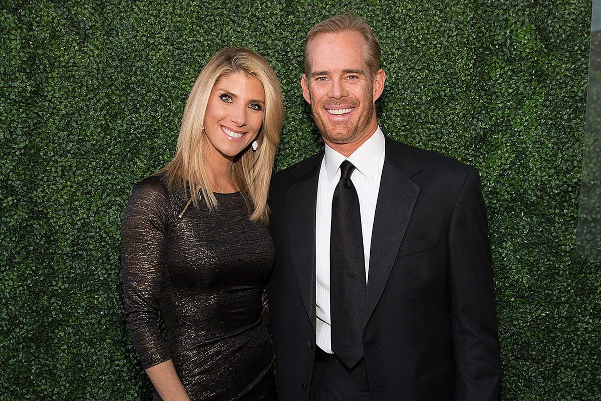 Michelle Beisner and Buck (GettyImages)