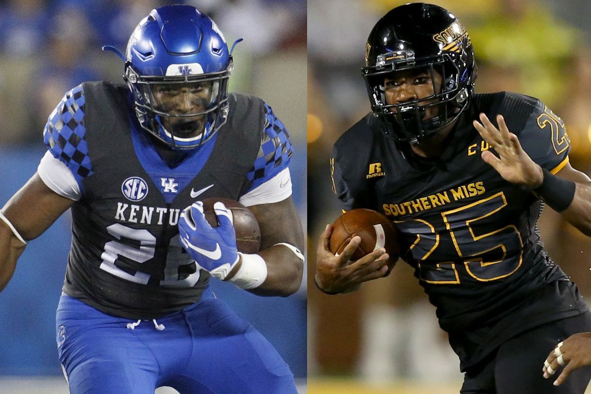 brand new 21b77 47318 Kentucky vs Southern Mississippi Game Stream - A Sea Of Blue