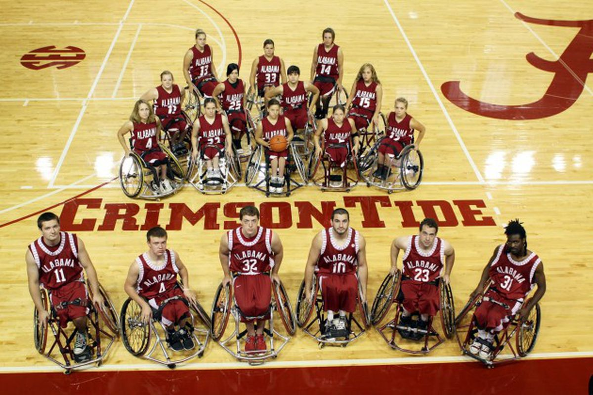 Alabama's wheelchair basketball teams have had great weekends at the National Intercollegiate Wheelchair Basketball Tournament.