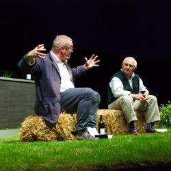 Fergus Henderson and Trevor Gulliver