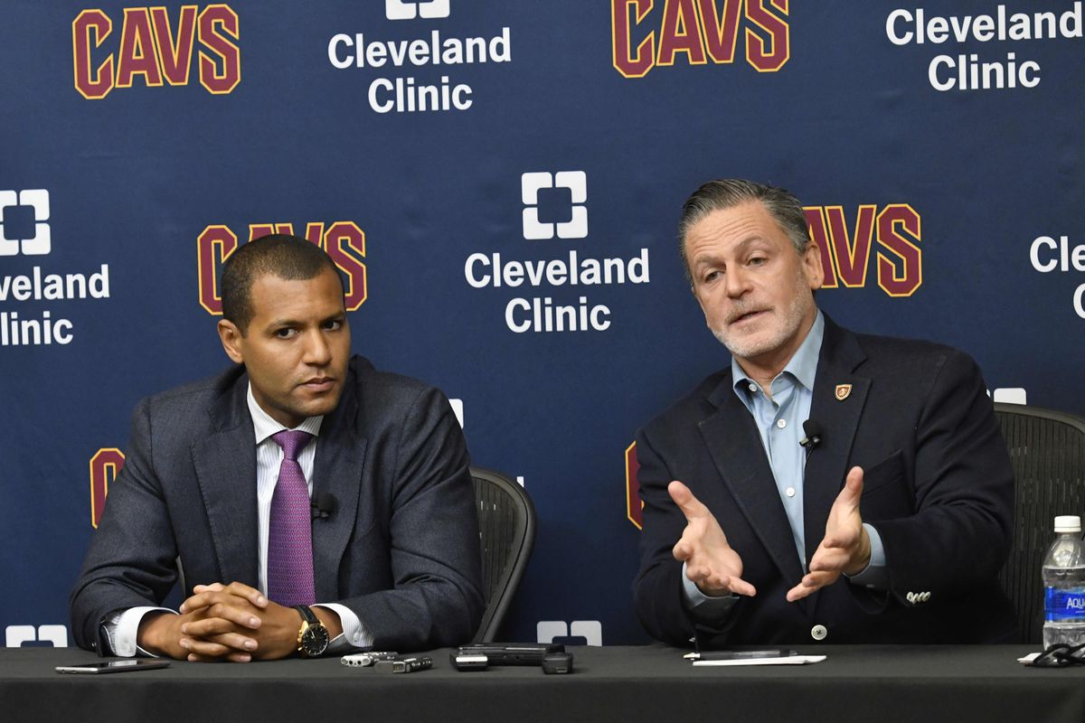 e73bd68e016 Podcast  Koby Altman and Dan Gilbert pushed back - Fear The Sword