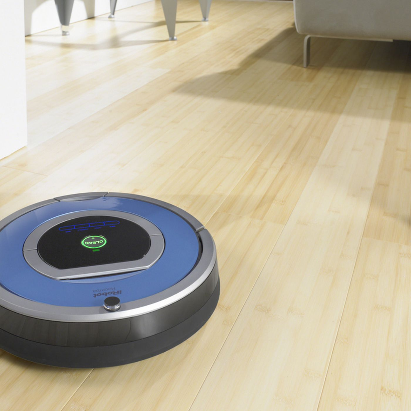 Roombas Have Been Busy Ming Our