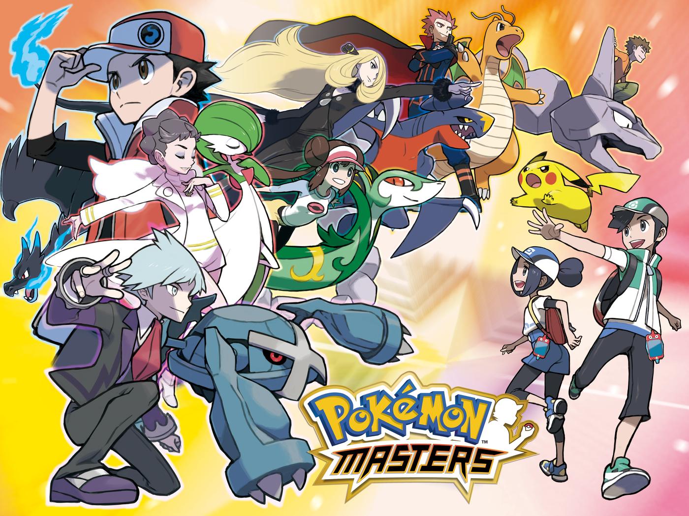 Pokémon Masters is great as a Pokémon game, slow as a mobile game - Polygon