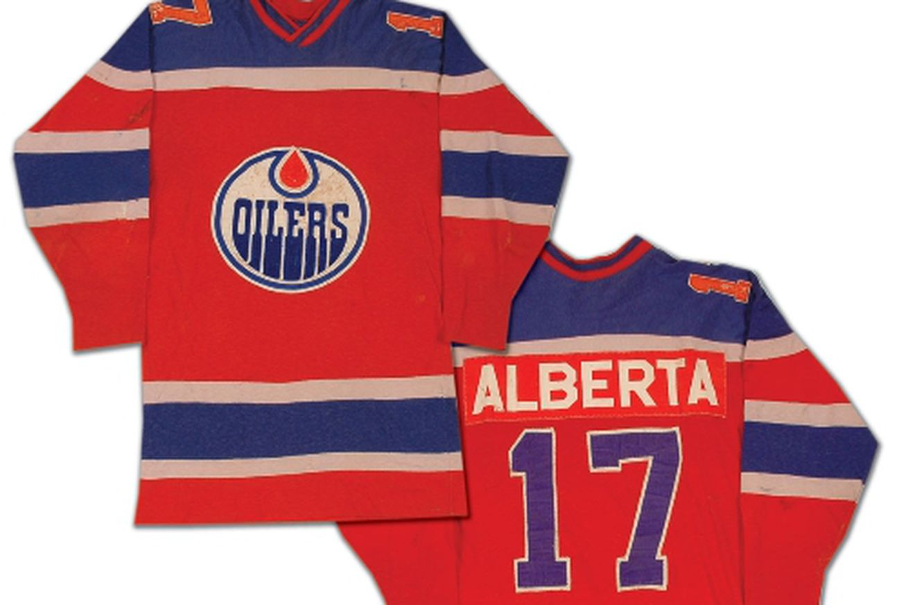 91160d07ab27 An Orange Third Jersey For The Oilers - The Copper   Blue