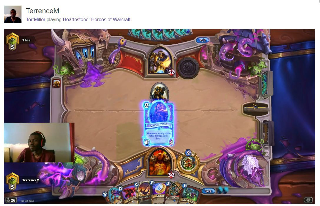 Racism, Hearthstone and Twitch | Polygon